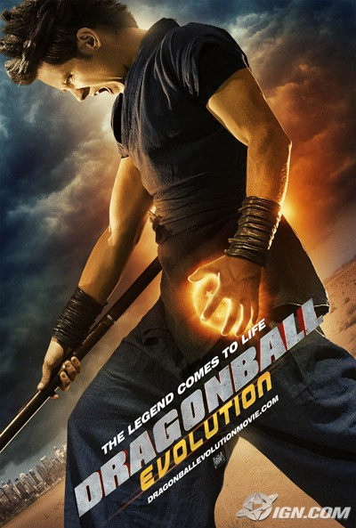 Watch Dragonball Evolution